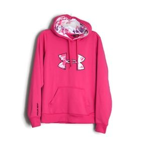 Under Armour semi-fitted Hoodie